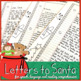 Reading Comprehension and Questions {Letters to Santa Christmas Edition}