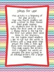 Letters to Third Grade! A FOURTH Grade Back to School Writing Activity.