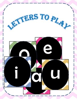 Letters Cards