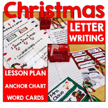 Christmas Writing - Letter Writing Center