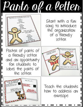 Letters To Santa Christmas Writing Writing Process By Primary