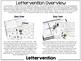 Lettervention: Kindergarten Letter Intervention Curriculum