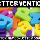 Lettervention Curriculum