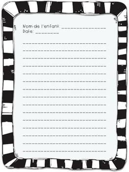 Lettre aux parents en début d'année - en mille mots ou moins