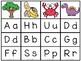 Lettre initiale 2 - jeu d'association/alphabet/lettres