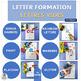 French: Lettres Vides  complements  programs like Le manuel phonique (SASSOON)