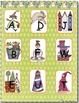 Lettres alphabet du printemps  (Letter Recognition & Ident