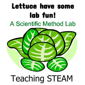 Lettuce Have Some Lab Fun!- A Scientific Method Lab
