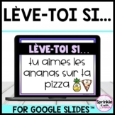 Lève-toi si... (French Digital Stand Up If...)