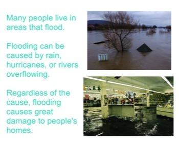 Natural Disaster Levee Lab