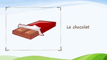 Level 1&2 French Easter Vocabulary Flashcards
