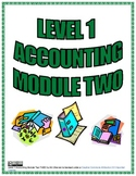 Level 1 Accounting Module Two TADO