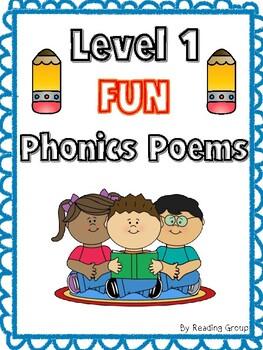 Level 1 Fun Phonics Poems