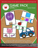 Level 1 Game Pack