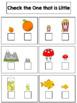 Level 1 Math Leveled Daily Curriculum FILE FOLDER ACTIVITIES