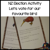 Level 1 New Zealand Election Activity