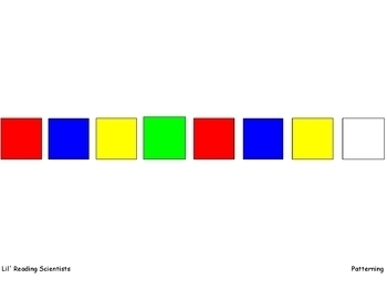 Visual Discrimination Kit