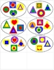 Preschool Pre-Reading - Visual Discrimination Kit