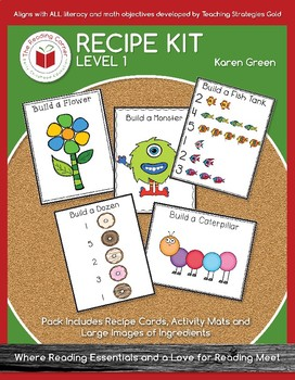 Level 1 Recipe Kit