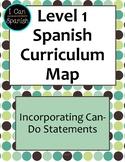 Level 1 World Language Curriculum Map