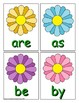Level 1 Trick Word Recognition Center or Whole Group Game for Spring