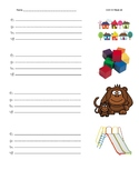 Level 1 Unit 11 Spelling Activities