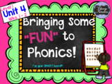"""Level 1, Unit 4: Bringing Some """"FUN"""" to Phonics! For your"""