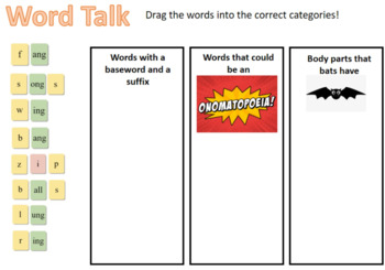 Level 1 Unit 7 Week 1 Day By Day Activity Slideshow- Phonics FUN for First Grade