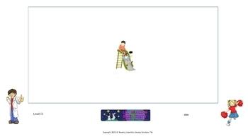 Long Vowels - Flip Chart (OG)