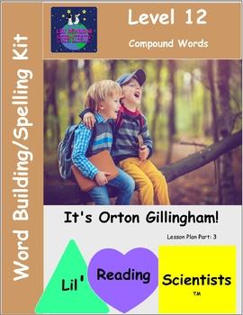 Compound Words - Word Building/Spelling Kit (OG)