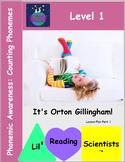 Phonemic Awareness - Counting Phonemes Kit (Advanced) (OG)