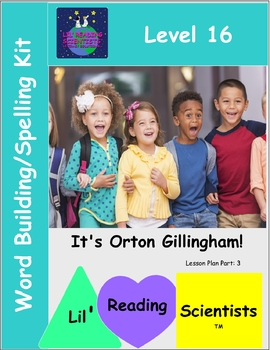 Open and C-LE Syllables - Word Building with Open and C-LE Syllables (OG)
