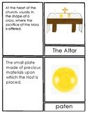 Level 2 Altar 1- Three Part Cards
