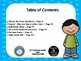 Level 2 Dolch Sight Words GAMES; Centers; Kindergarten, 1st Grade, Special Ed.