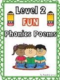 Level 2 Fun Phonics Poems