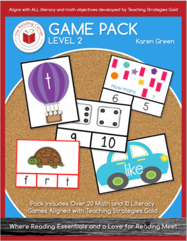 Level 2 Game Pack