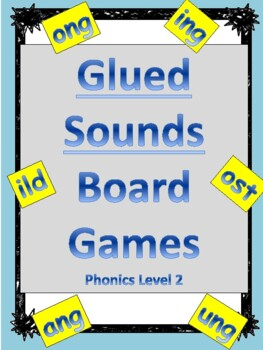 Level 2 Glued Sound Board Games