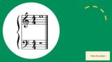 Level 2 Music Note Reading Digital Flashcards