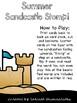 Level 2 Sandcastle Stomp Summer Reading Game! Orton-Gillingham