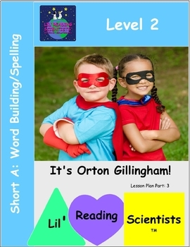 Level 2: Short A CVC - Word Building and Spelling Kit