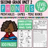 Level 2 Unit 2 : Bonus Letters and Glued Sounds