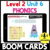 Level 2 Unit 6 FUNdamentally Differentiated Digital BOOM CARDS