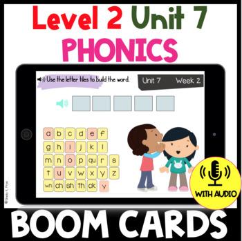 Level 2 Unit 7 FUNdamentally Differentiated Digital BOOM CARDS