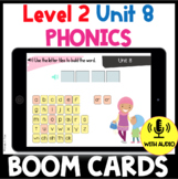 Level 2 Unit 8 BOOM CARDS R Controlled Syllable ar or Distance Learning