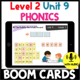 Level 2 Unit 9 BOOM CARDS R Controlled Syllable er ir ur Distance Learning