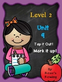 Level 2 - Unit 9 Tap it out! Mark it up!