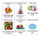 Level 3&4 Qui a cache Vocabulary Activity
