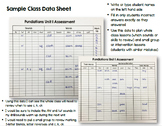 Level 3 Assessment Trackers  - Editable