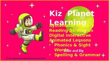 Level 1 Supplemental: 15 Extra Reading, Sight Word Usage, Grammar lessons
