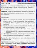 Level 3 Realidades C. 2 Summative Interpersonal Writing IP